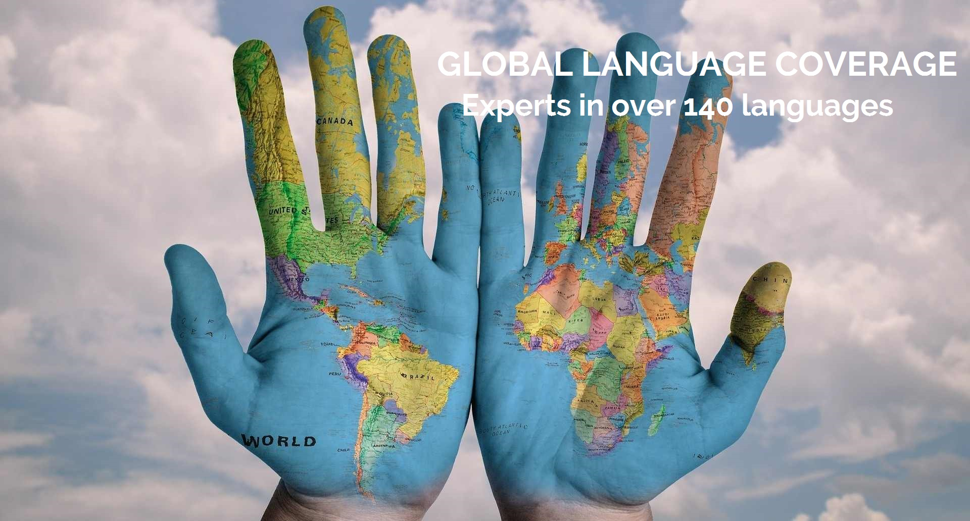 global lang. coverage