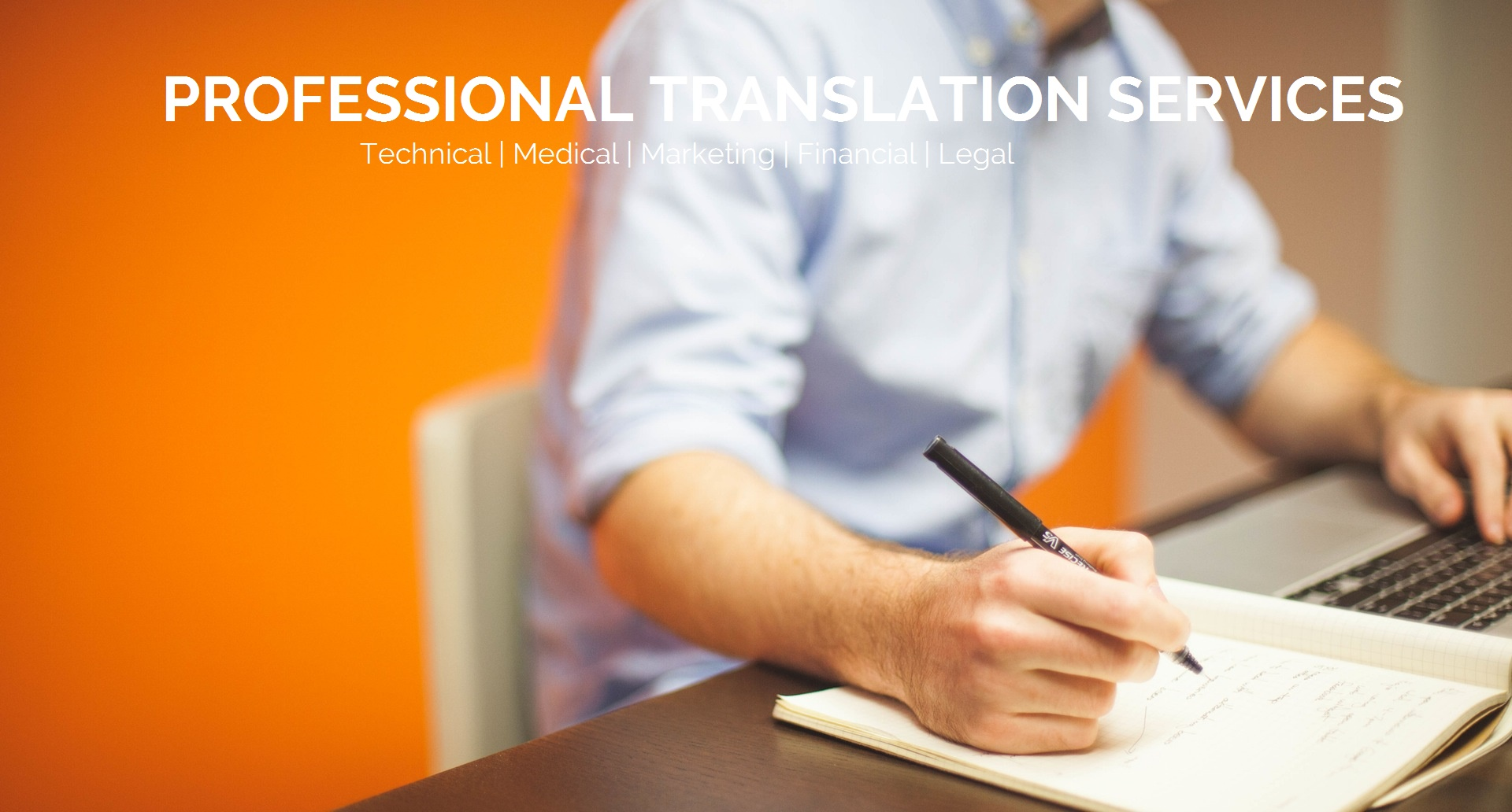 prof. translation services